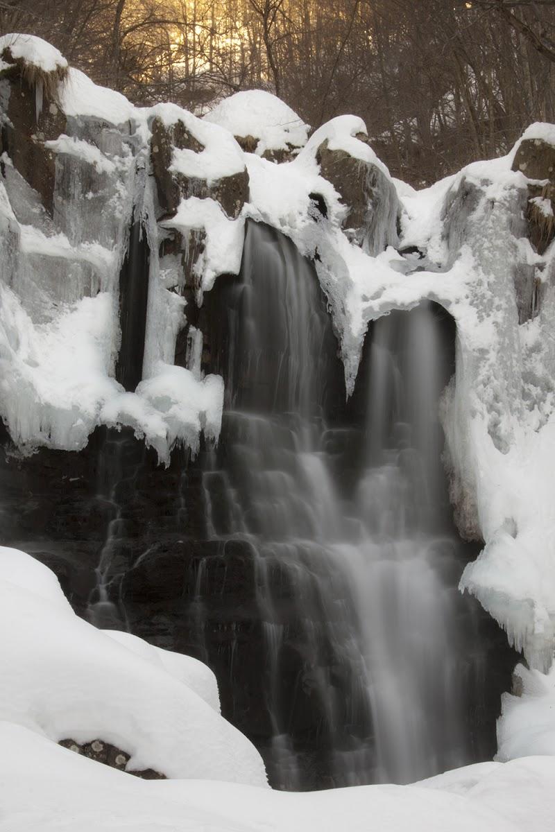 La cascata del Dardagna di mariannabitto