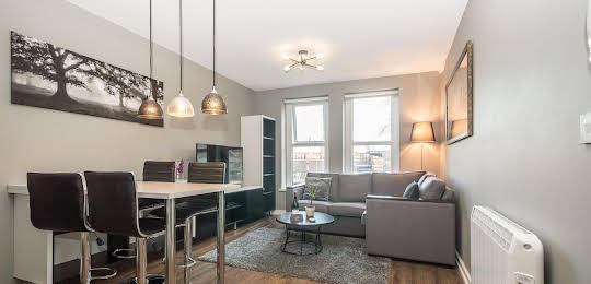 Aaron Wise Serviced Apartments