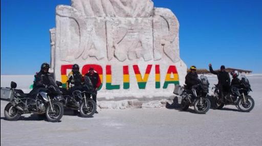 Bolivie avec France Moto Voyages