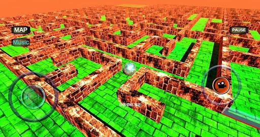 Epic Maze Ball 3D (Labyrinth) screenshots 5