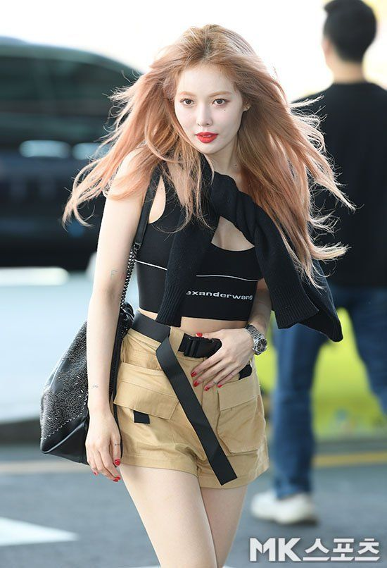 hyuna fashion 4