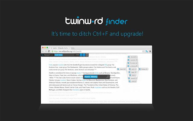 Twinword Finder