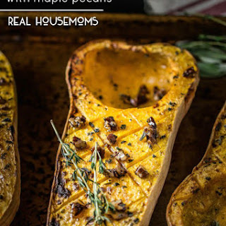 Whole Roasted Butternut Squash
