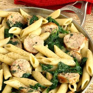 Sausage and Pasta Skillet