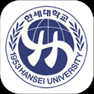 Image result for hansei university logo