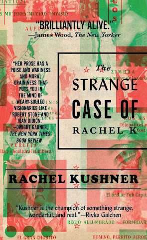 cover image for The Strange Case of Rachel K