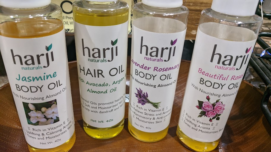 Harji Soaps & Oils – Handcrafted from all Natural Ingredients