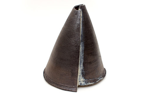 Dan Kelly Ceramic Cone Form