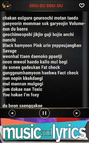 Download BLACKPINK - DDU-DU DDU-DU Songs APK latest version