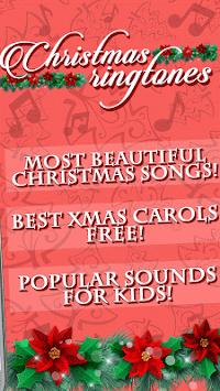christmas songs xmas ringtones poster christmas songs xmas ringtones poster - Christmas Ringtones Free
