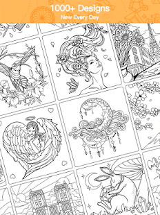 Adult Coloring Book Premium - Android Apps on Google Play