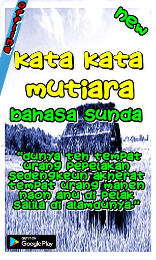 Kata Kata Mutiara Bahasa Sunda 2.9 screenshots 2