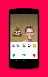 Animoji for Android - Phone X 3D Emoji - náhled