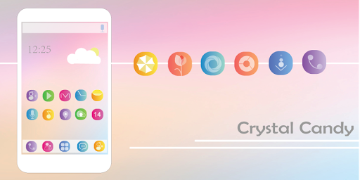 Crystal Candy Theme