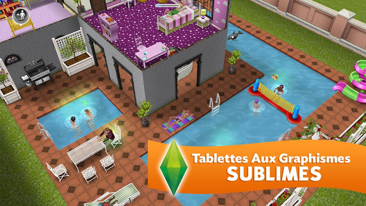 Les sims freeplay applications android sur google play for Application construction maison android
