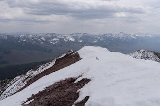 Photo: Final ridge to Bear Mountain
