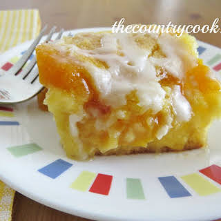 Peach Pie Filling And Cake Mix Recipes.