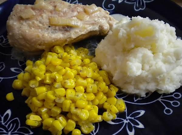 Chicken With Sour Cream Gravy Recipe