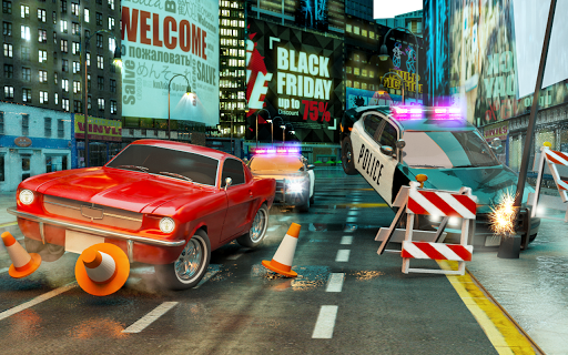 NYC City Crime Cops Gang Wars 1.1 de.gamequotes.net 5