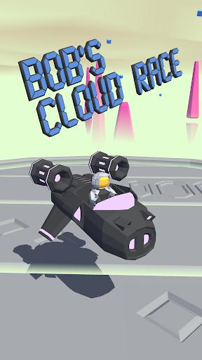 Bob's Cloud Race: Casual low poly game 1.050.00 screenshots 1