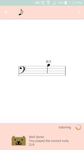 Sound Sight-Reading (Free) - náhled