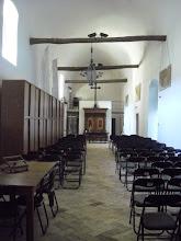Photo: La sala capitolare