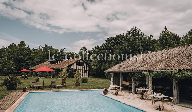 Villa avec piscine Saint-Julien-en-Born