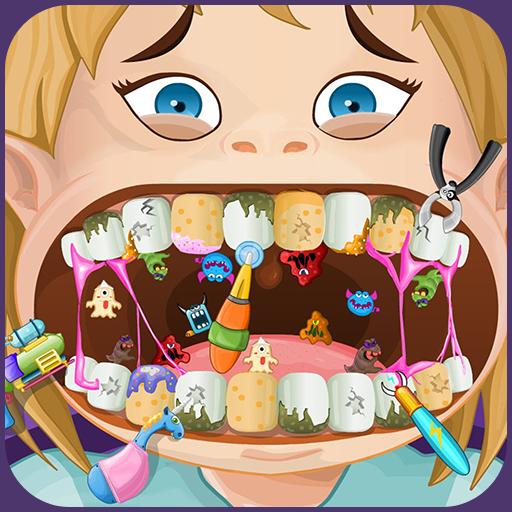 Dentist fear Icon