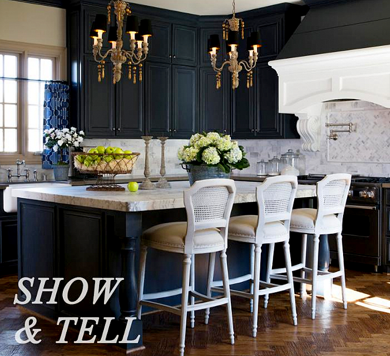 Navy Blue Kitchens That Look Cool And: COTE DE TEXAS: A BRAND NEW AIDAN GRAY GIVEAWAY TO END ALL