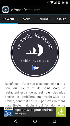 Le Yacht Restaurant