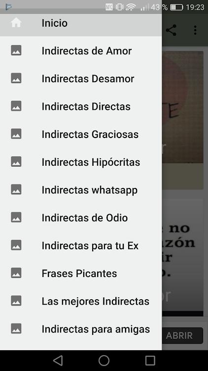 Indirectas Frases Android приложения Appagg