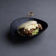 Crispy Duck with Glutinous Rice Bao