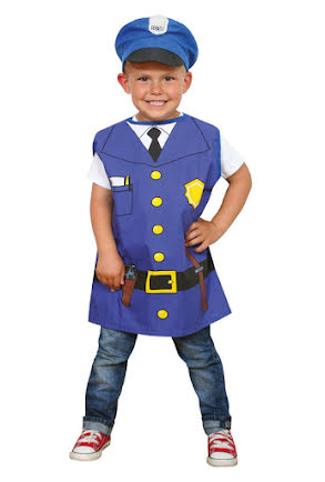 Polisväst, barn