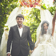 Wedding photographer Anastasiya Danilova (DanilovaNastya). Photo of 26.10.2013