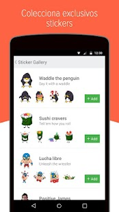 Tango - Chat y Llamadas Gratis: miniatura de captura de pantalla