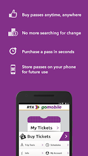 RTA gomobile- screenshot thumbnail