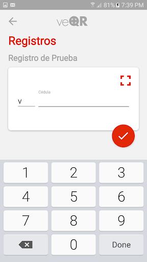 veQR - Somos Venezuela 2.0.0 screenshots 6