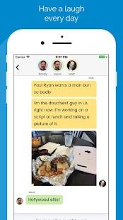 Banter - Comedians texting - náhled