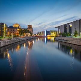 Berlin by Marcin Frąckiewicz - City,  Street & Park  Historic Districts