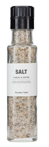 Salt with Garlic & Thyme 01