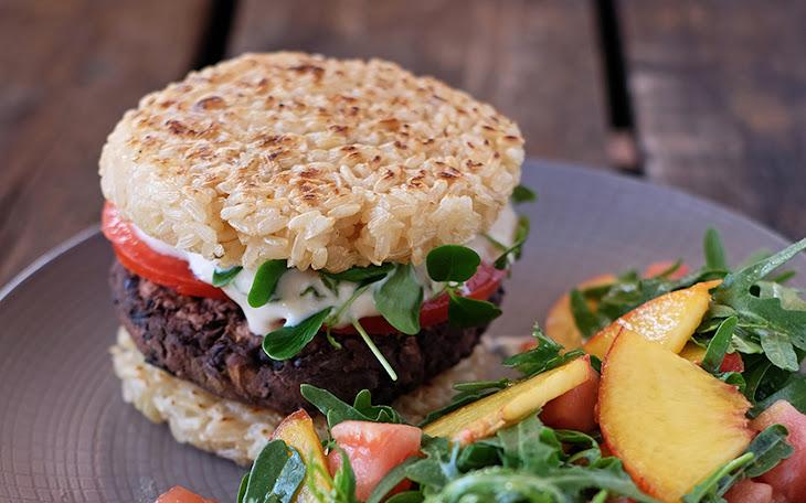 Rice And Bean Burger Recipes — Dishmaps