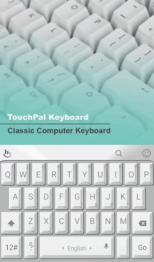 Classic Computer Keyboard Skin