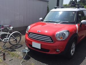 MINI  R60クロスオーバー アルカディアタクシー仕様のカスタム事例画像 🍀ふうさん🌿【⚓️ARCADIA⚓】さんの2020年08月09日11:34の投稿