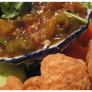 Green Chili Salsa