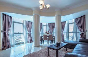 Emirates Grand Hotel Apartments.