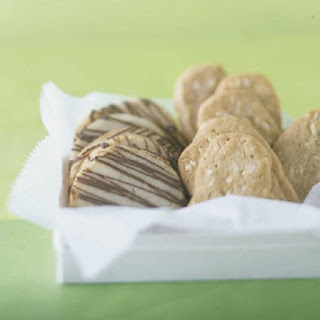 Almond Spice Cookies.