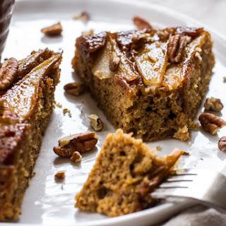 Breakfast Saturday | Buttermilk Pear Upside-down Cake