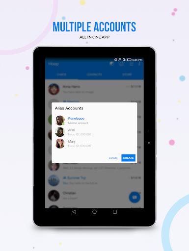 Hoop Messenger 2.23.2129 screenshots 10
