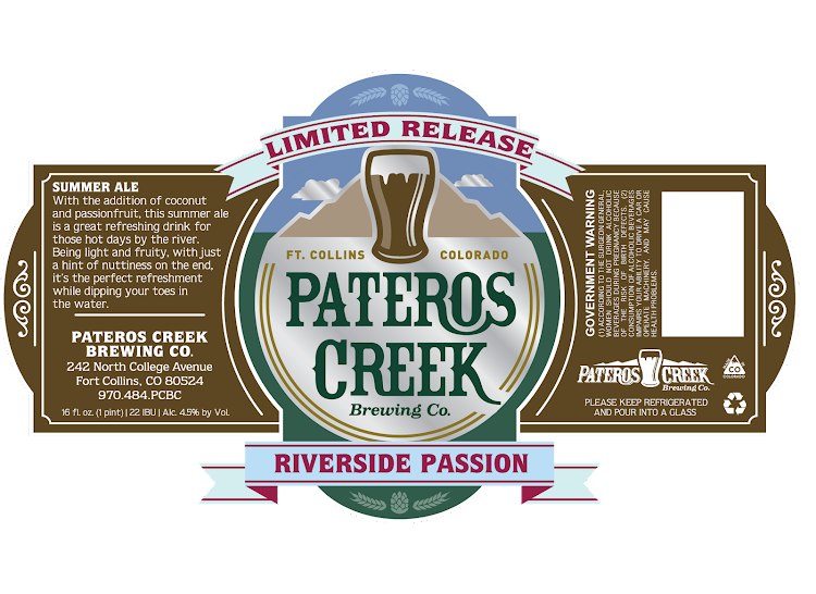 Logo of Pateros Creek Riverside Passion