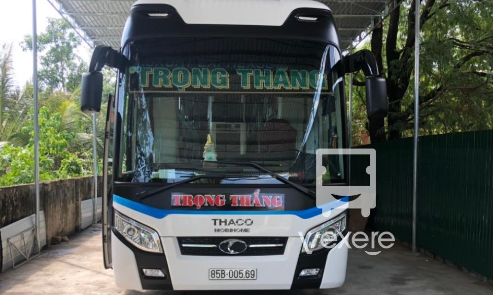 Xe Trọng Thắng từ Sài Gòn đi Phan Rang